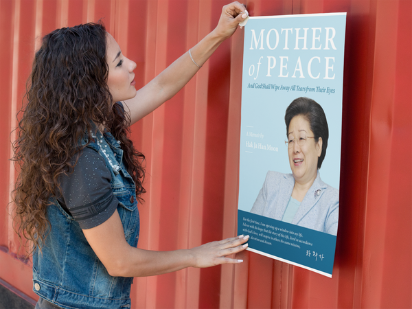 Mother of Peace Poster: Free Digital Download