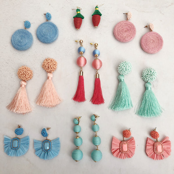 Italy Earrings