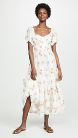 LoveShackFancy Angie Dress