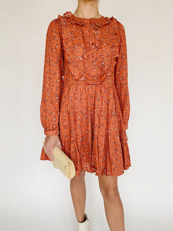 Cassie Bib Dress