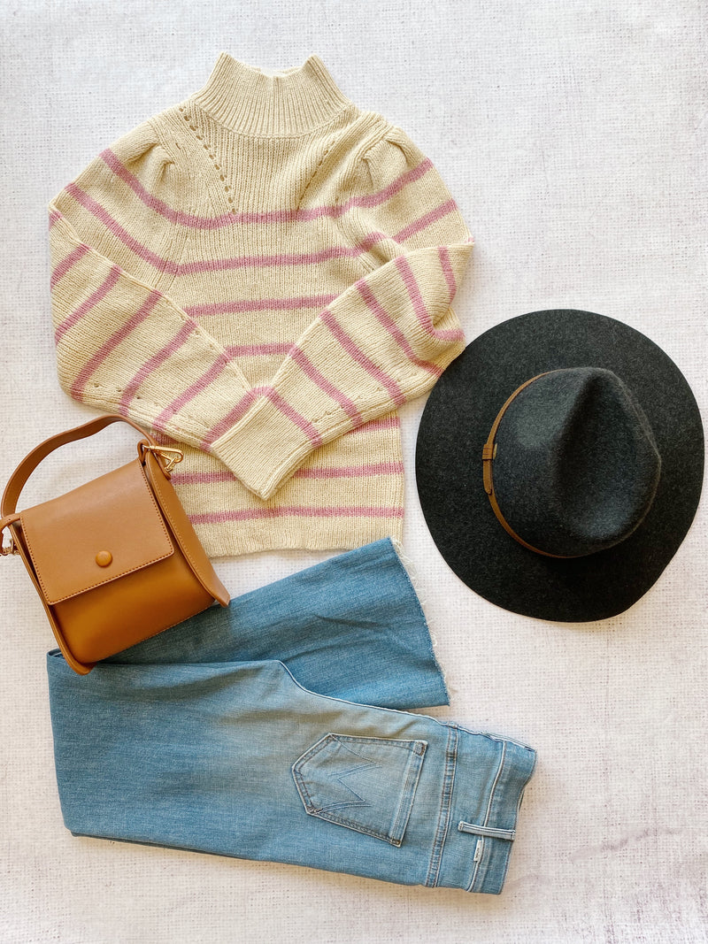 Penelope Pink Sweater