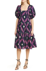 Ulla Johnson Nora Dress - Plum