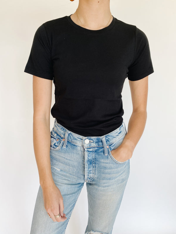 Beachwood Black Tee