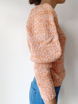Dreamsicle Knit Sweater