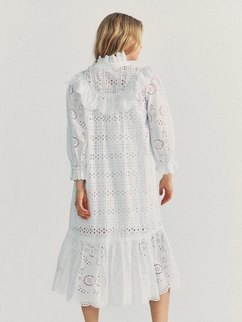 LoveShackFancy Elspeth Dress