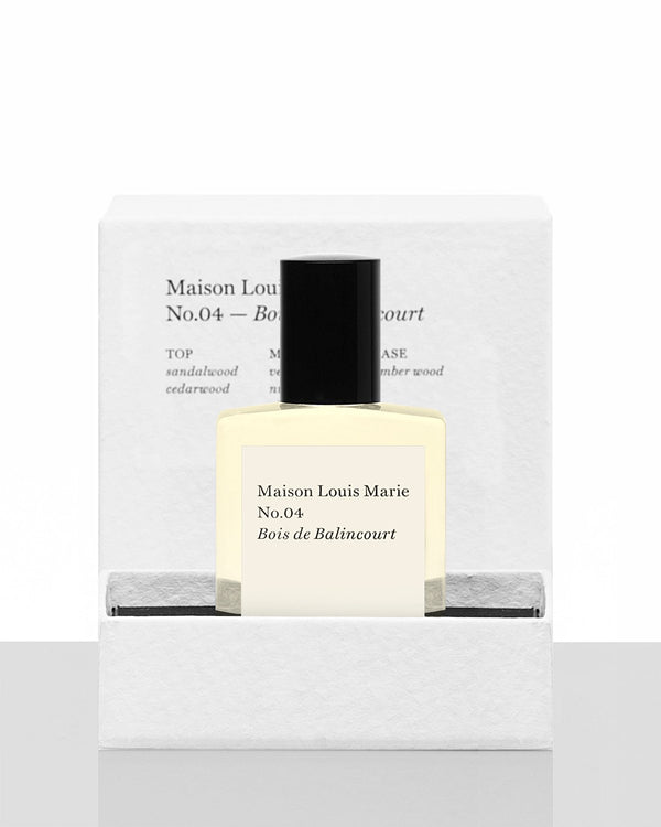 Maison Louis Marie No.4 Perfume Oil