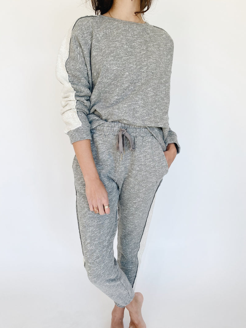 Rockpoint Grey Joggers