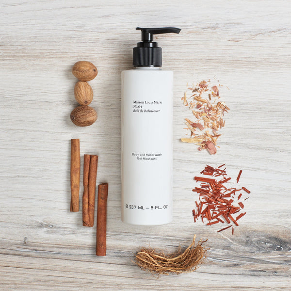 Maison Louis Marie No.4 Body and Hand Wash