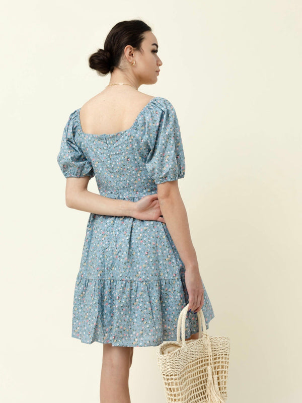Somerset Poplin Dress