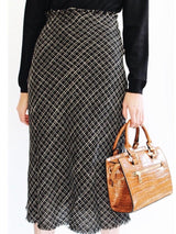 Audrey Tweed Skirt