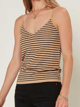 Amelia Striped Cami