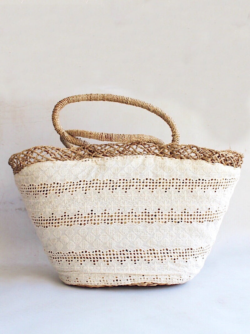 Maui Basket Bag