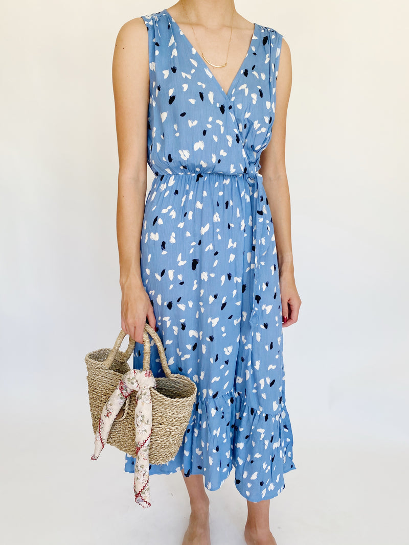 Sara Speckled Dress
