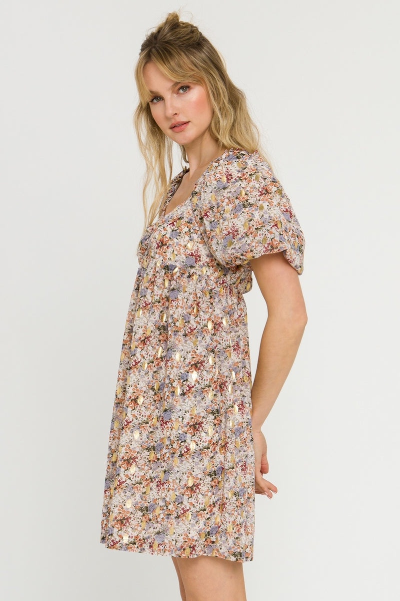 Free the Roses Dress