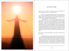 Avatar: The Secret Life of Jesus Christ (paperback)