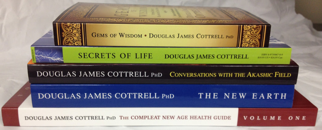 Bundle: Conversations, Gems, Secrets, New Earth and  Health Guide (paperback)