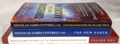 Bundle: Conversations, New Earth and Health Guide (paperback)