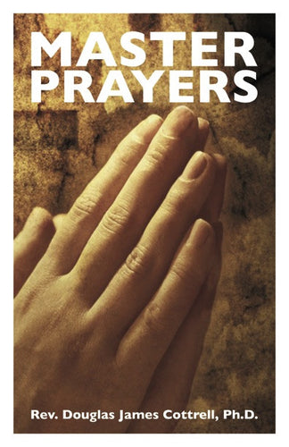 Master Prayers (e-book)