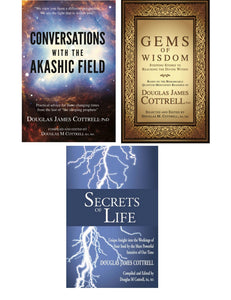 Bundle: Conversations, Gems and Secrets (paperback)