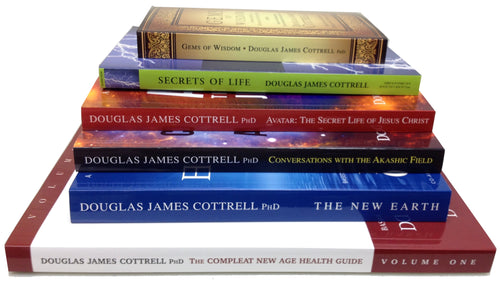 Bundle: Avatar, Conversations, Gems, Secrets, New Earth and  Health Guide (paperback)