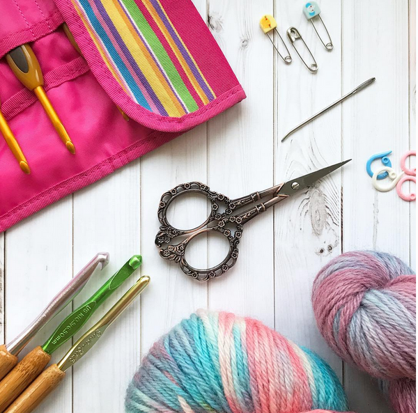 10 Essential Crochet Tools with Green Fox Farms