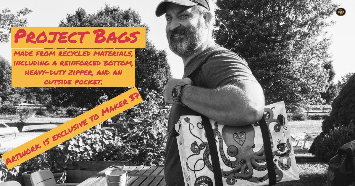 Maker 37 Project Bags