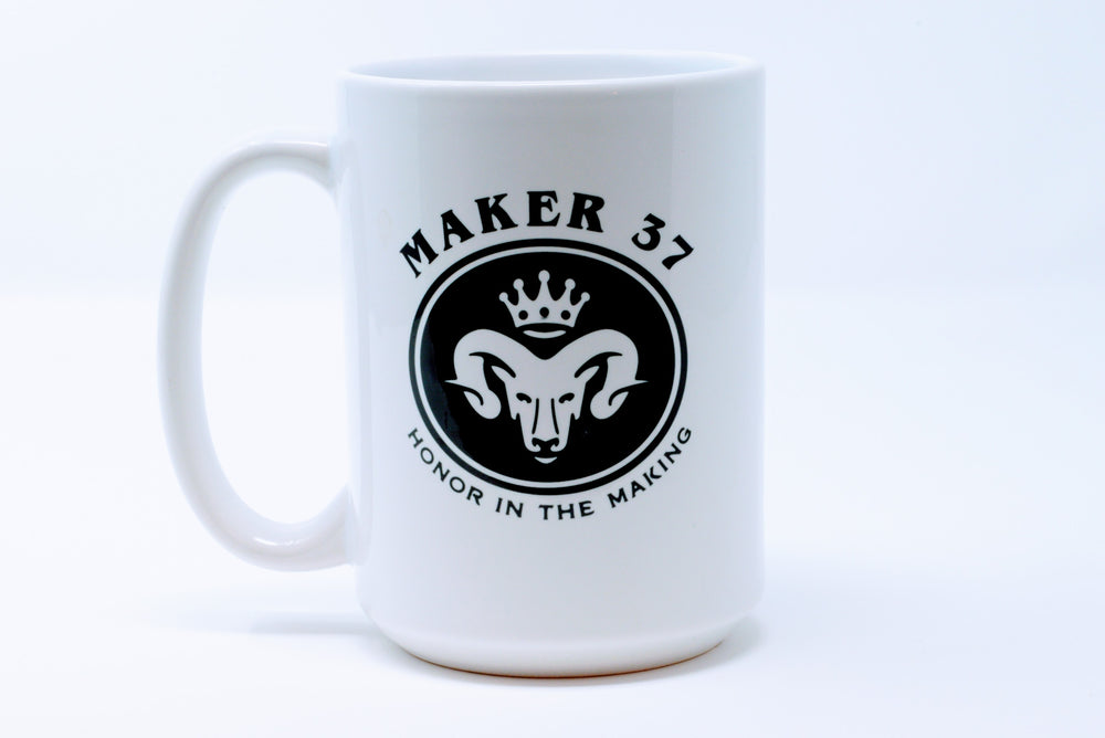 honor in the making mug (tall-15 oz)