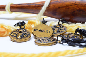Maker 37 Stitch Markers