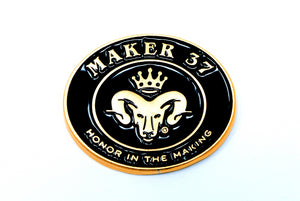 Maker 37 collectible pin