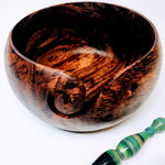 Maker 37 Waimea Rosewood Yarn Bowl