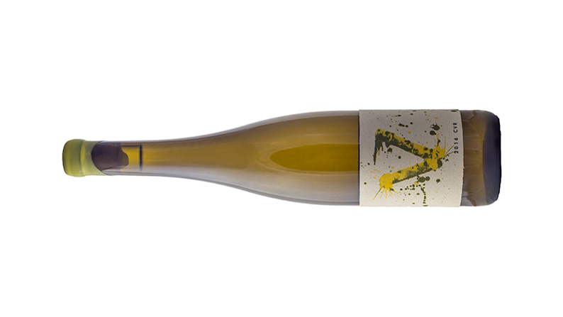 2016 Vanguardist 'CVR' Riesling reviewed by The Wine Front