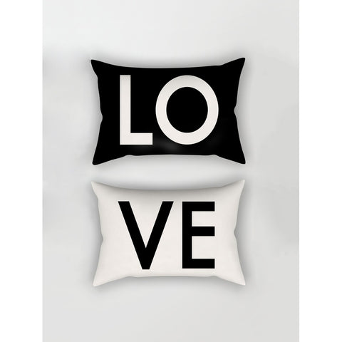 LOVE Pillowcase Cover Set - INspira Collection (50cm x 30cm)