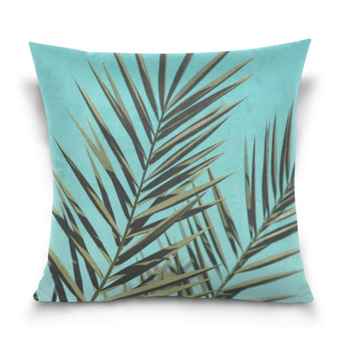 """Palms"" Pillow Cover (multiple sizes) - INventive Collection"