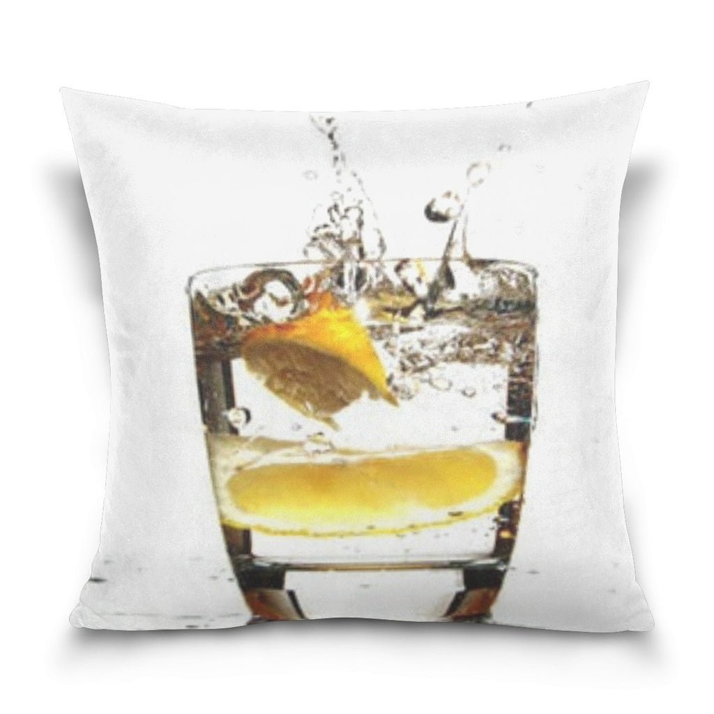 """Refreshing"" Pillow Cover (multiple sizes) - INventive Collection"