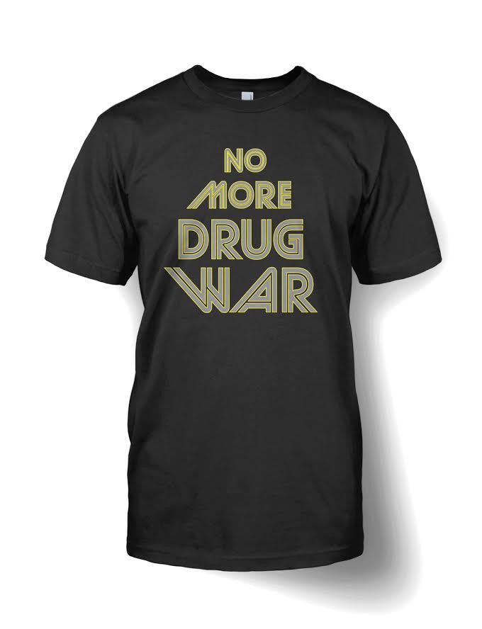 No More Drug War Unisex Shirt