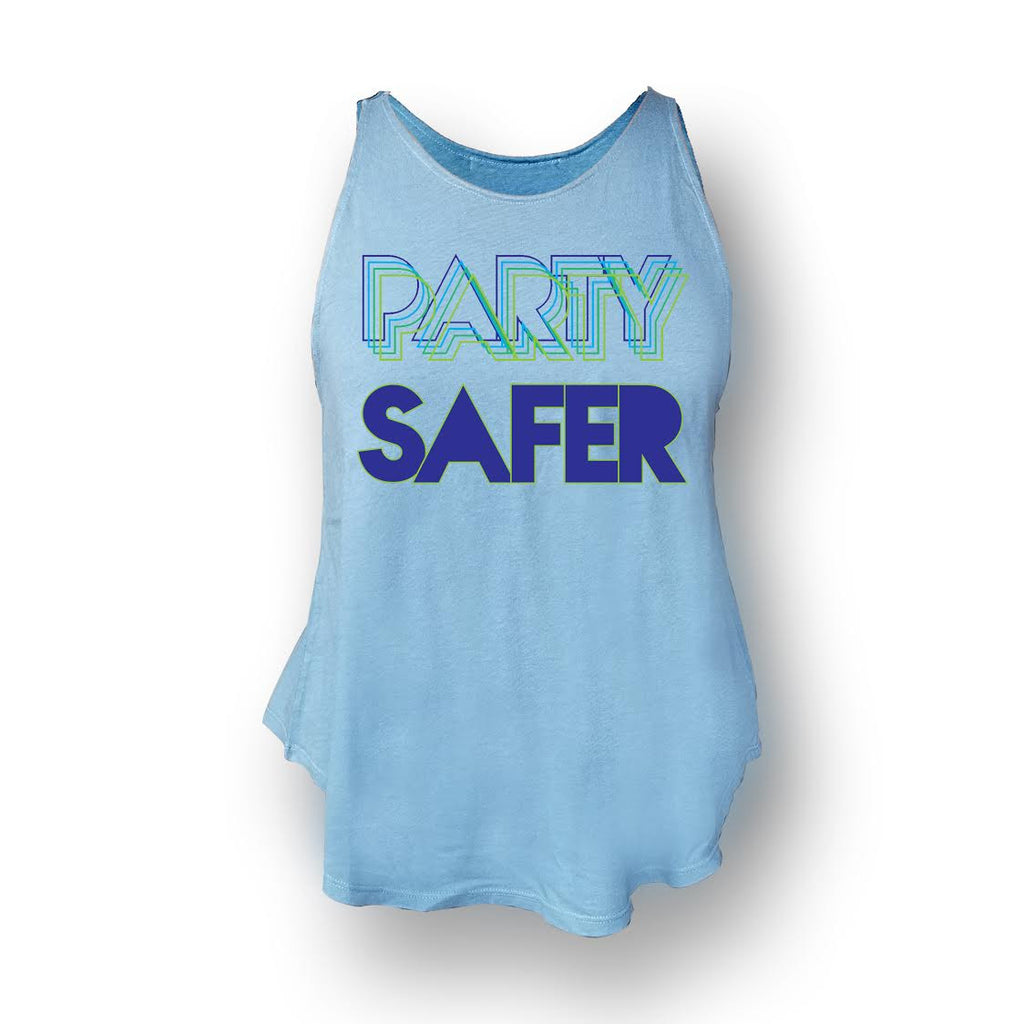 Party Safer Flowy Tank