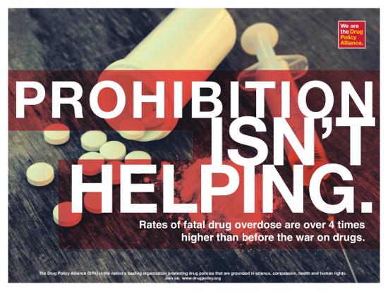 Prohibition Isn't... Posters