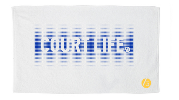 Court Life™ 2020 - Athletic Towel