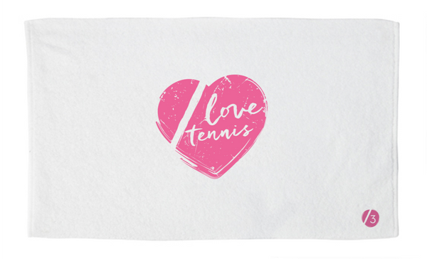 Love Tennis™ -  Athletic Towel