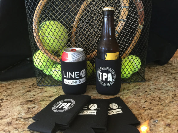 TPA™ Coozies - 4 Pack