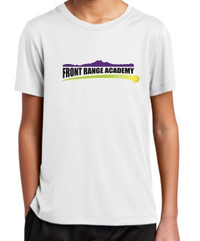 Front Range Academy - YOUTH Performance Tee