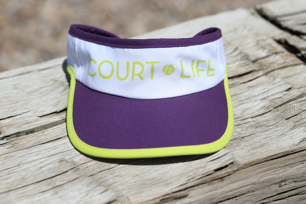 Court Life™ - Adjustable Visor
