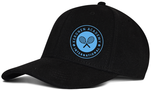 Keronen Academy - Structured Canvas Hat
