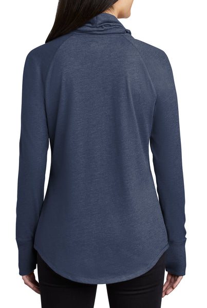 CO TENNIS Yeti - Women's LS Cowl Tee