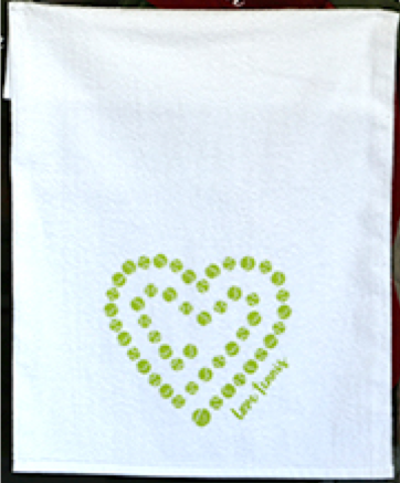Love Tennis™ Chain -  Athletic Towel