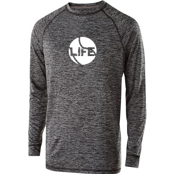 Court Life™ 2018 - Men's Performance Long Sleeve Tee
