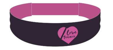 Love Tennis™ - Performance Headband