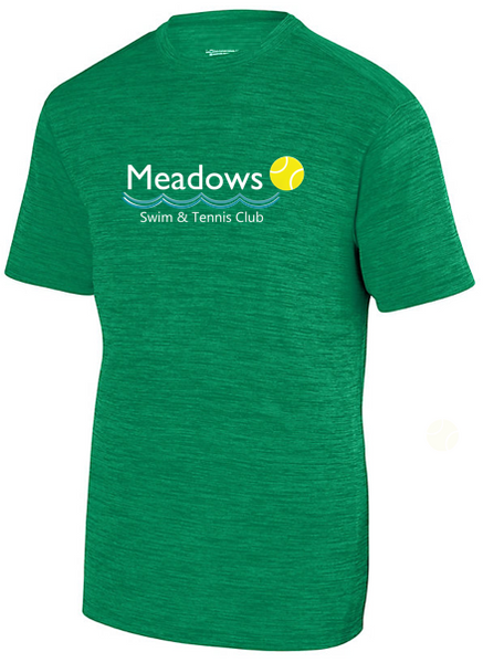 Meadows LOGO Mens Performance Tee