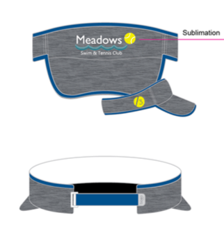 Meadows LOGO Visor
