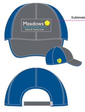 Meadows LOGO Run Hat
